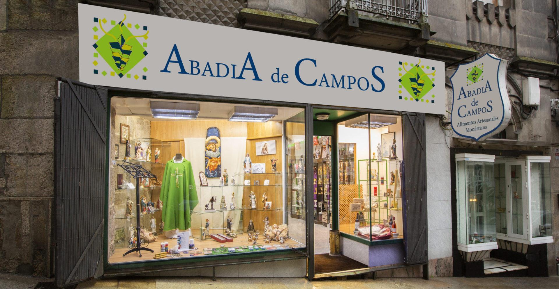 Abadía de Campos
